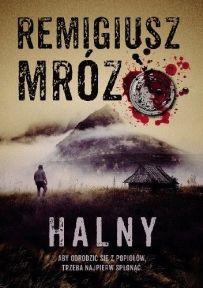 Remigiusz Mróz – Halny - ebook