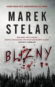 Marek Stelar – Blizny - ebook