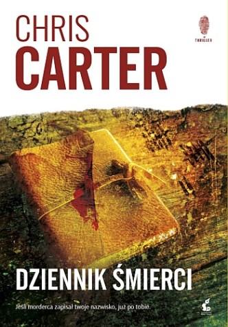 Chris Carter – Dziennik śmierci