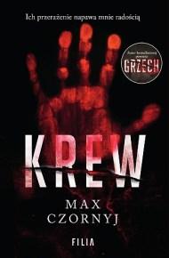 Max Czornyj – Krew - ebook