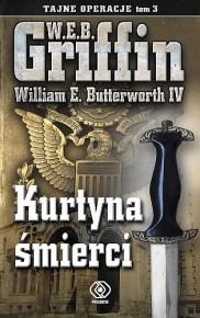 W. E. B. Griffin & William E. Butterworth IV – Kurtyna śmierci - ebook