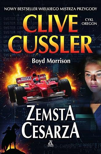 Clive Cussler & Boyd Morrison – Zemsta cesarza