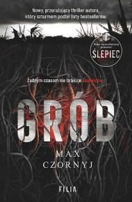 Max Czornyj – Grób - ebook