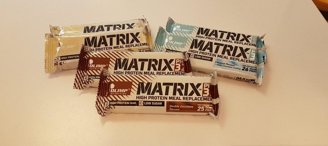 Matrix Bar - Olimp Muscle Power Częstochowa - sklep z suplementami i zdrową żywnością
