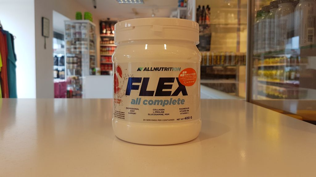 Flex All Complete - All Nutrition Muscle Power Częstochowa - sklep z suplementami i zdrową żywnością