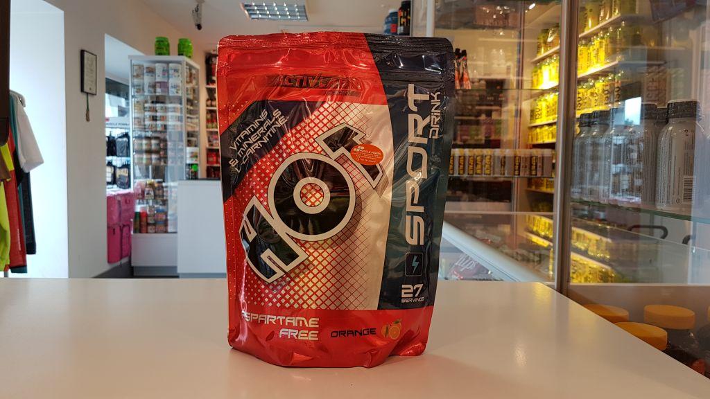 Hot - sport drink Activlab Muscle Power Częstochowa - sklep z suplemnatmai i zdrową żywnością