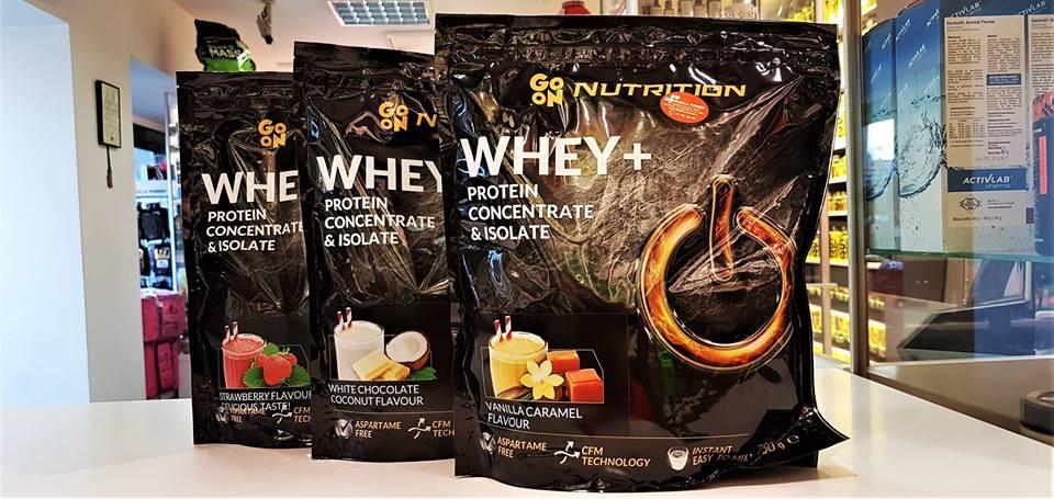 Nowe smaki białka z Sante w Muscle Power !