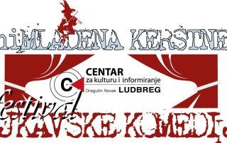 Dani kajkavske komedije logo