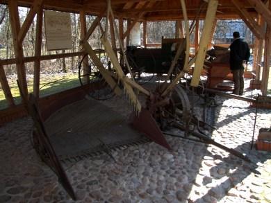 Dawne maszyny rolnicze