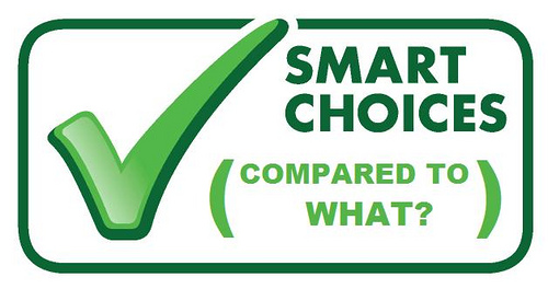 smart choices compared to what