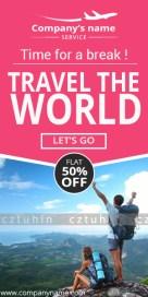 Travel Web Banner