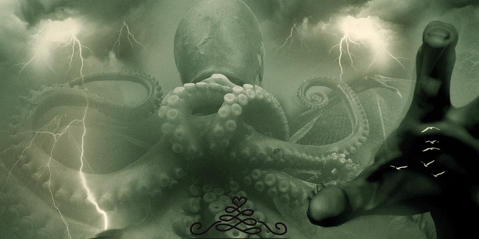 okładka ksiązek lovecrafta
