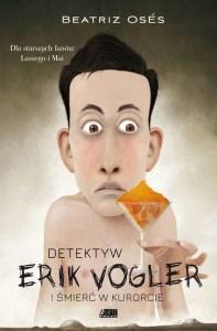 Okładka drugiego tomu przygód Erika Voglera