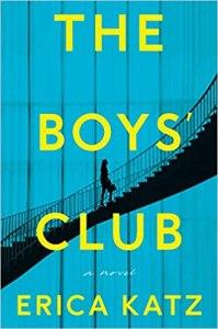 zapowiedzi książek 2021 the boys club