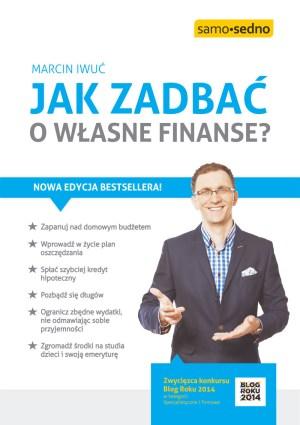 Czytamy o finansach- Marcin Iwuć- Jak zadbać o własne finanse