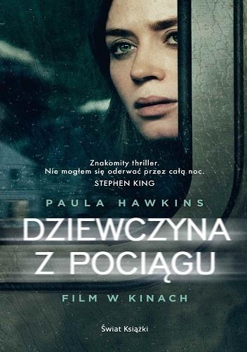 Dziewczyna z pociągu – Paula Hawkins