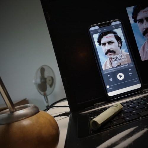 Polowanie na Escobara - Czytoholik