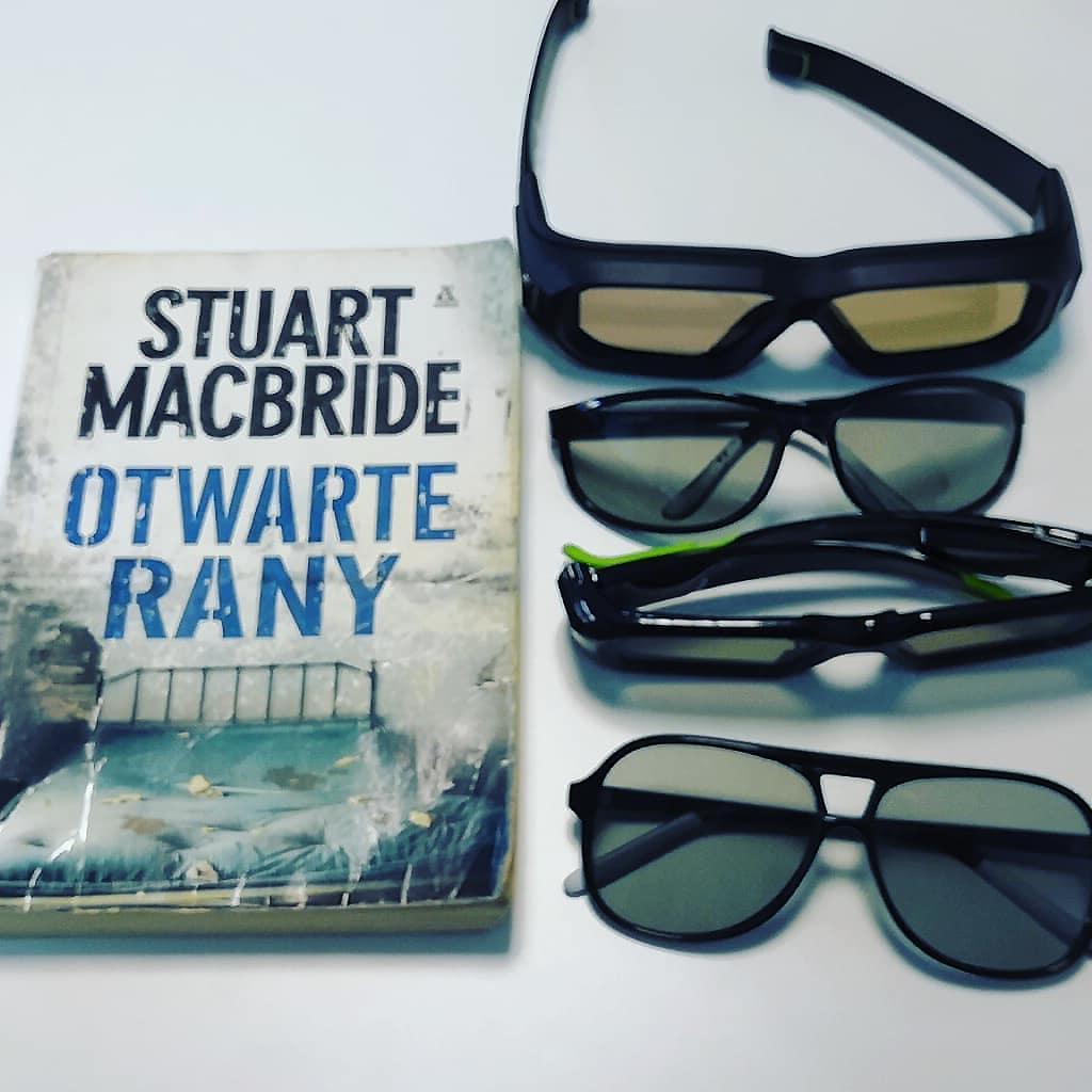 Otwarte rany – Stuart MacBride
