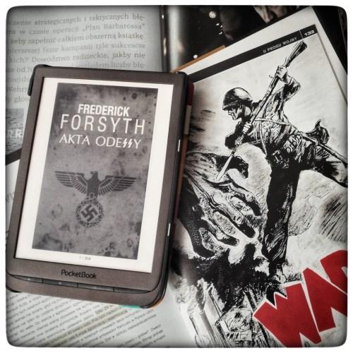 Akta Odessy - Frederick Forsyth - czytoholik