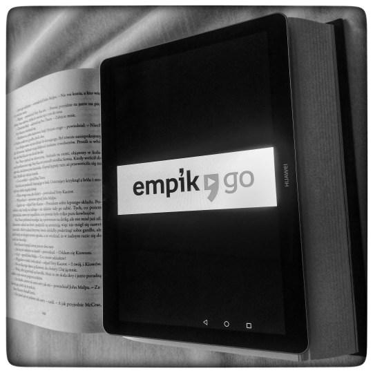 Empik Go - czytoholik