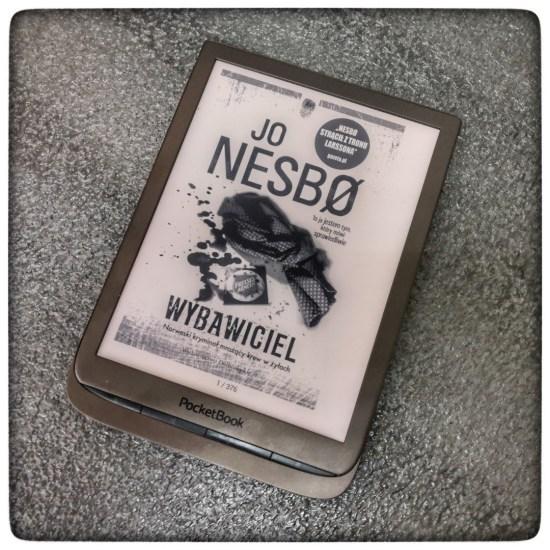 Wybawiciel - Jo Nesbo - czytoholik
