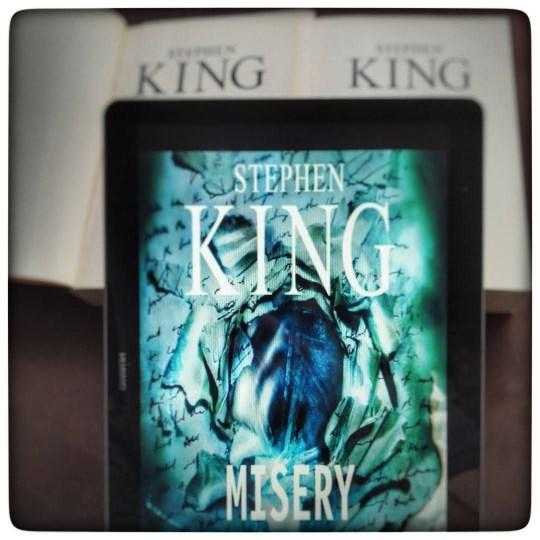 Misery - Stephen King - czytoholik