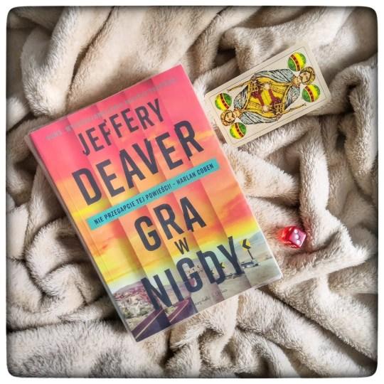 Gra w nigdy - Jeffery Deaver - czytoholik