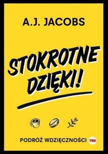 Stokrotne dziÄ™ki - A.J. Jacobs