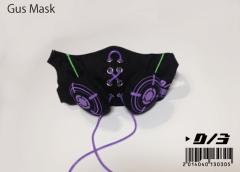 D/3 CYBER Gus Mask(ディースリー サイバー ガスマスク) d3