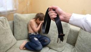 العنف ضد الاطفال