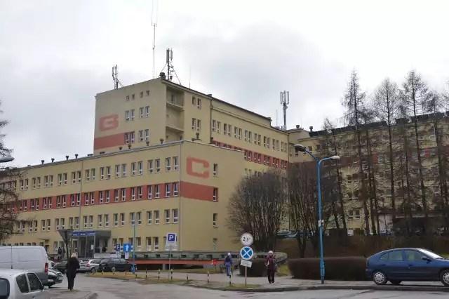 Szpital w Miechowie