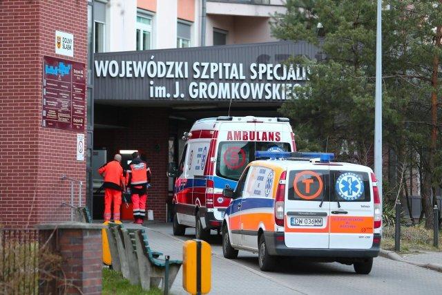 Wrocław: Pacjenci z koronwirusem będą leczeni jak Chińczycy