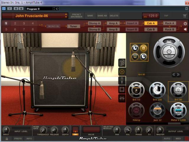 IK Multimedia Amplitube 4 John-speaker01