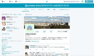 Twitter 検索