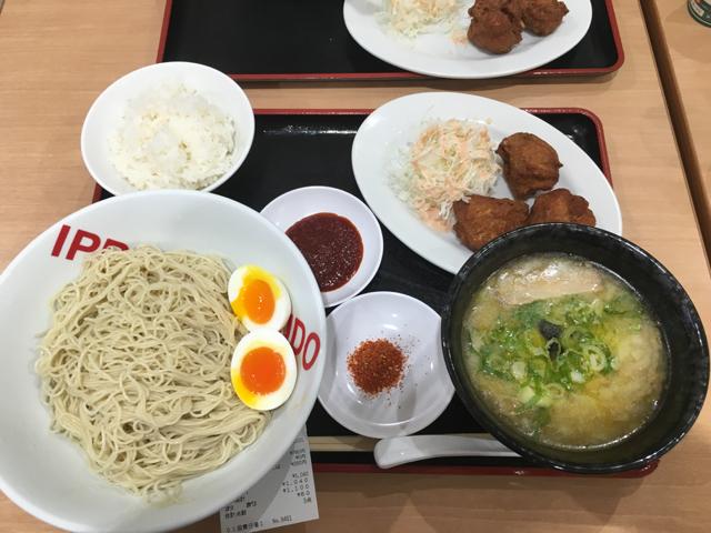一風堂つけ麺2