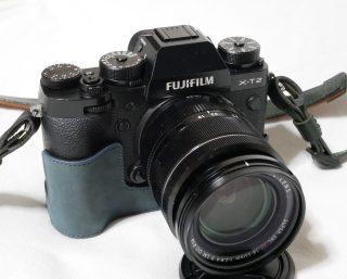 【カメラ】「TP Original FUJIFILM X-T2 専用 本革ボディケース」を購入しました。