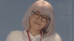 ガッキー 掟上今日子の備忘録 新垣結衣 白髪 天使 岡田将生