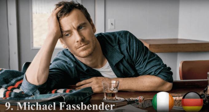 マイケル・ファスベンダー 世界で最もハンサムな顔100人