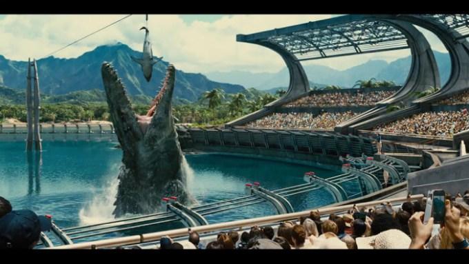 モササウルスの画像