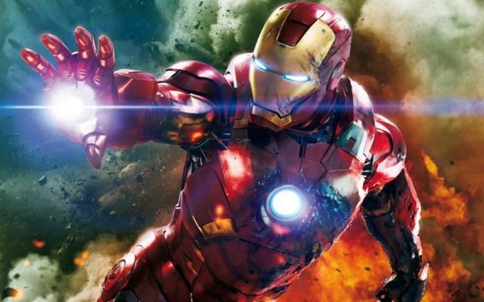 映画アイアンマンシリーズに出てくるアーマーパワードスーツの画像