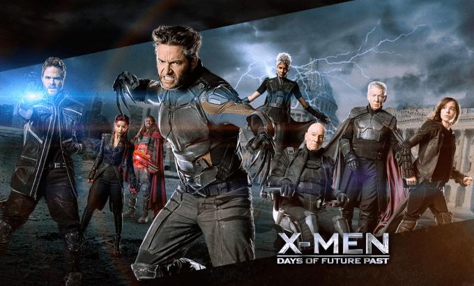X-MEN映画シリーズ7作目フューチャー&パストのキャスト