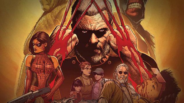 X-MENシリーズのスピンオフ映画のウルヴァリン3の原作オールドマン・ローガン