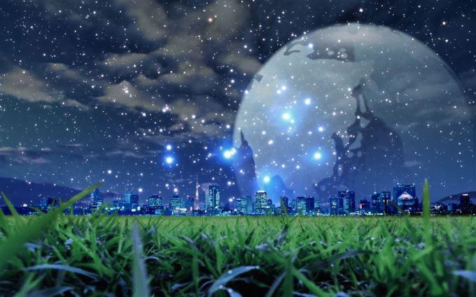 新海誠の映画作品「雲のむこう、約束の場所」の画像
