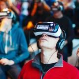 VR映画やVR映画館の画像