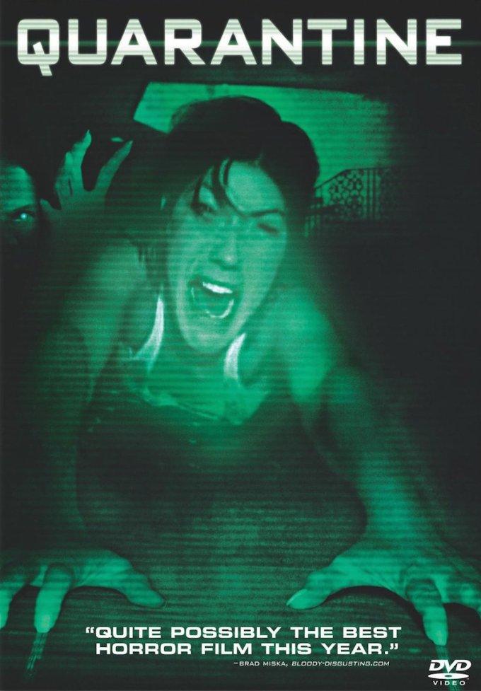 リメイク映画REC:レック/ザ・クアランティンの画像