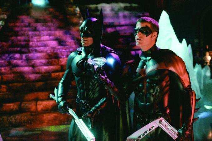 ジョエル・シュマッカー監督映画バットマンの登場人物の画像
