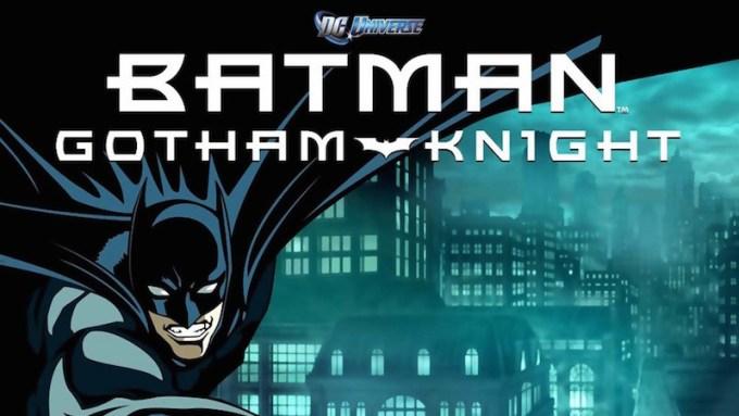 DCコミックスの人気アニメバットマン:ゴッサムナイトの画像