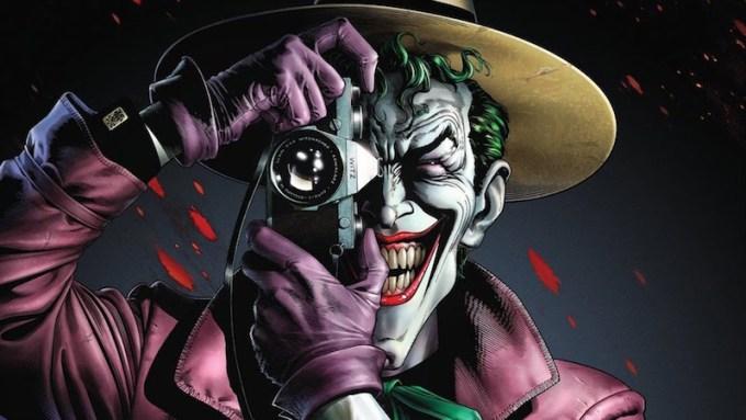 DCコミックスの人気アニメ作品バットマン:キリング・ジョークの画像