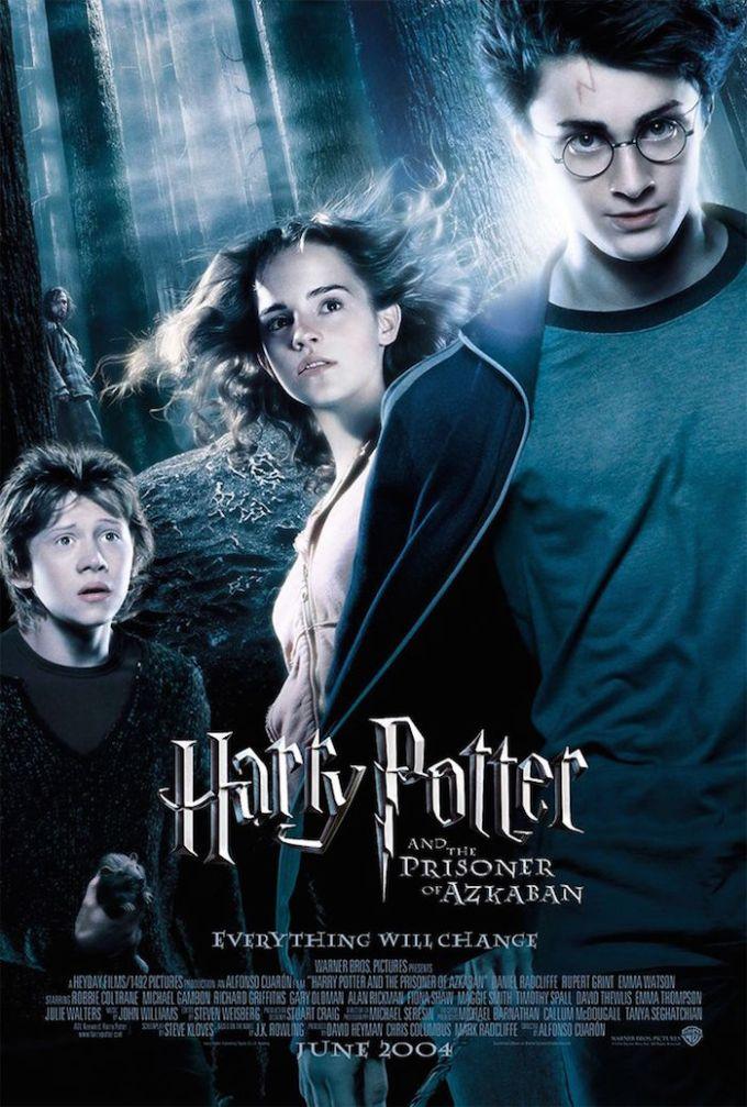 第3作目『ハリー・ポッターとアズカバンの囚人』の登場人物と画像