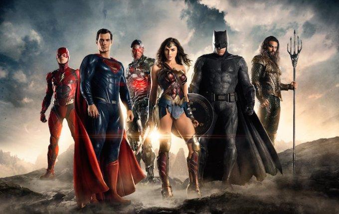 DCコミックス映画ジャスティス・リーグの登場人物と画像